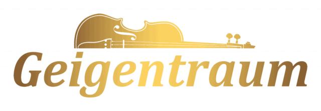 Logo Geige lernen online